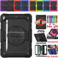 Shockproof Armor Protector Case Cover For iPad 5th 6th Gen Air 2 Pro 9.7 11 10.5