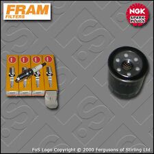 SERVICE KIT for HONDA CIVIC (EP2) 1.6 SPORT FRAM OIL FILTER PLUGS (2001-2005)