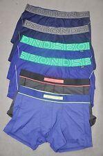 6x BONDS Mens Quick Dry Active Trunk,Underwear, Boxer, Brief, Nylon Elastane