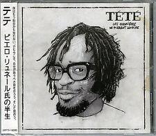 TETE-LES CHRONIQUES DE PIERROT LUNAIRE-JAPAN CD F04