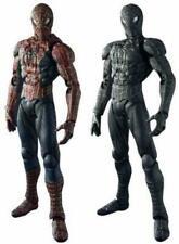 Movie Realization Black Spider-man and Spiderman figure set Bandai