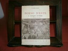 """Pazzi G. """"Borso d'Este"""" – Cosmopoli, 1935"""