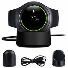 Qi Wireless Charging Dock Cradle Charger For Samsung Gear S2 SM-R720 R730 R732