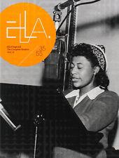 Ella FITZGERALD Complete Masters 1935 -1955  14 CD BOX  Coffret Intégrale RARE