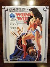 DC Direct Wonder Woman Statue / Justice League / Batman / Superman