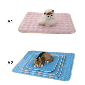 Large Pet Dog Cat Soft Mat Pad Bed Mattress Breathable Blanket 102*72cm Puppys
