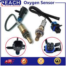 2pcs Up+Down Oxygen Sensor For 2002-2003 GMC Envoy XL Chevy Trailblazer EXT 4.2L