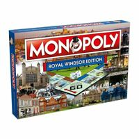 Royal Windsor Monopoly - Winning Moves