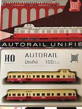 """HO - JOUEF - COFFRET """"AUTORAIL UNIFIE 300 CV"""" (PICASSO - X 3827) - REF. 760 E"""