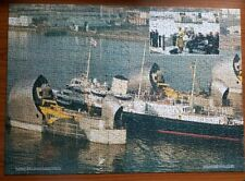 The Thames Barrier Jigsaw Puzzle 750 pieces with poster