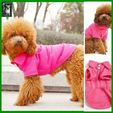Schickes Hundeshirt T.Shirt Welpe Weste Pullover Chihuahua Pink in XS-S-M