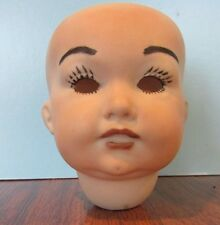 """Vtg Bisque Doll Head 4"""" Tall """"Germany"""""""