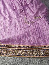 Para mujeres Damas Chicas Indio Asiático Maxi Vestido Largo Abaya