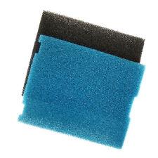 HQRP Almohadillas de filtro de reemplazo de caja plana para Tetra SF1, FK5, FK6