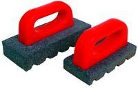 QLT By MARSHALLTOWN RB192 6-Inch by 3-Inch by 1-Inch 20 Grit Rub Brick