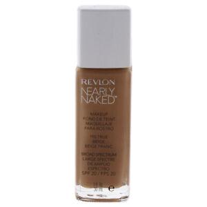 Revlon Nearly Naked Makeup SPF 20 - # 190 True Beige Foundation 29.5 ml Make Up