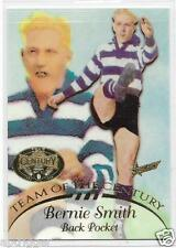 1996 Select Hall of Fame Team of the Century (TC 2) Bernie SMITH Geelong Error~~