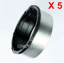 5 PCS For Nikon S3100 S4100 S4150 S2600 Lens Barrel Ring Tube with Gears Silver