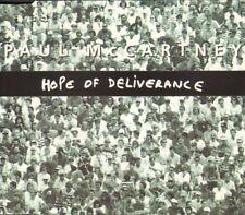 PAUL McCARTNEY - Hope of Deliverance (1992 CD-SINGLE HOLLAND)