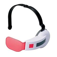 Dragonball Z Red Scouter Cosplay Prop Licensed Anime Manga MINT