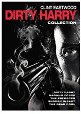 5 Film Collection: Dirty Harry - Movie Dvd