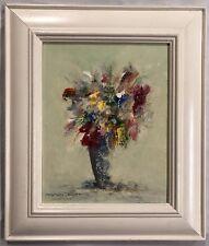 "Original Oil Painting by Stephan Tandori (Australian 1936-) ""Still Life"""