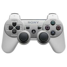 PS3 - Original Sixaxis Wireless Controller / Pad #silber Top Zustand [Sony]