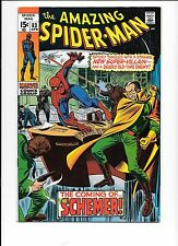 The Amazing Spider-Man #83 April 1970 1st appearance The Schemer and Vanessa