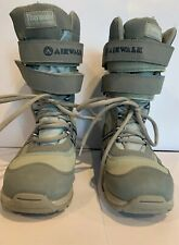 Airwalk Women's Thermolite Insulated Gray & Blue Winter Boots Size 7 1/2