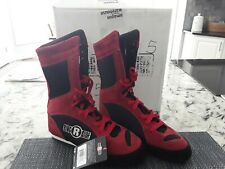 Ringside Ring Master Boxing Shoes Red Men's size 6/Women's 8