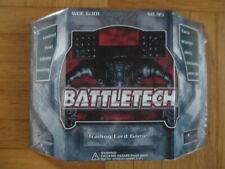 Battletech Limited First Edition Starter Deck Set – NEU / SEALED - Trading Card