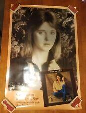 "Suzi Quatro - If you knew Suzi US promotional poster 1 sided VG appx 24"" x 36"" D"