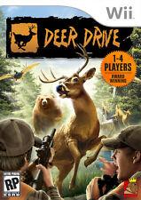 Deer Drive | Jeu pour WII | Complet | état correct