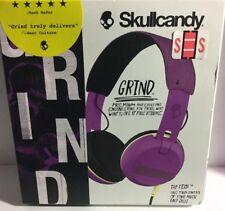 Skullcandy Brand New  Headphones Purple S5GRHT-468
