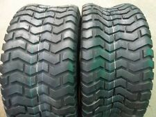TWO 23/10.50-12, 23/10.50x12 INGERSOLL 3021 Lawnmower Turf Tread 4 ply Tires