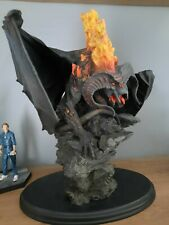 More details for sideshow weta balrog - flame of udun polystone statue