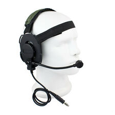 New 150Hz-500Hz Z Tactical Bowman Elite II Headset Airsoft Mic Radio Boom Top