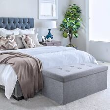 Gray Bedroom Storage Benches for sale | eBay
