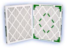 12x20x2 (11-1/2x19-1/2) DP MAX40 Pleated Panel Filter MERV 8 4-Pack