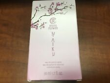 Avon haiku kyoto flower eau de parfum Spray 1.7 oz new in Box fresh stock