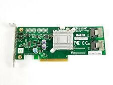 2 SuperMicro AOC-SAS2LP-MV8 Cards