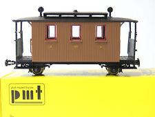 3.Klasse Personenwagen der K.Sä.Sts.E,Ep. I,HOe,1:87,PMT Technomodell,5-2202,NEU