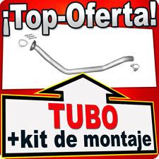 Pantalones de Tubo AUDI A4 (B6) 1.9 TDi 101HP Sedán / Familiar Escape AXA