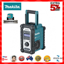 Makita 18V Digital Jobsite Radio Corded & Cordless 7.2v-18v NEW MODEL