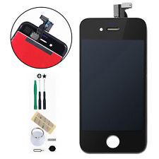 Für iPhone 4 4G Touchscreen LCD Display Glas Retina Komplett Bildschirm Schwarz