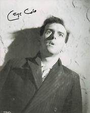 GEORGE COLE Signed 10x8 Photo ST TRINIANS & MINDER COA