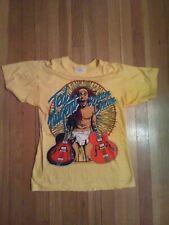 New listing Vtg Ted Nugent Scream Dream Wango Tango tour rock Shirt Authentic 1980 Medium