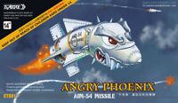 SABRE CT001 Angry Phoenix AIM-54 MISSILE QEDITION Double sets/boxes + brackets
