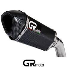 GRmoto Exhaust HONDA VFR 1200 F Muffler Carbon