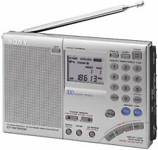 Sony Icf-sw7600gr Multi-band World Receiver Radio (icfsw7600gr)